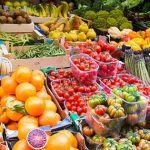 Konzumujte viac ovocia a zeleniny! Aspoň 5 porcií denne