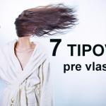 7 tipov pre hustejšie a zdravšie vlasy